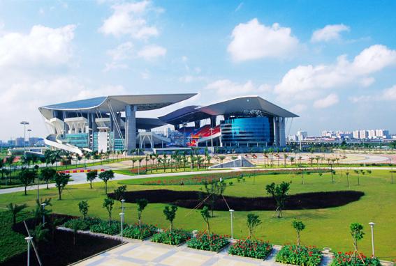 广东亚运奥林匹克中心体育场