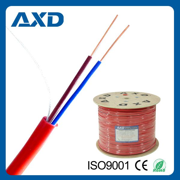 Unshielded Fire Alarm cable 2C*0.5MM